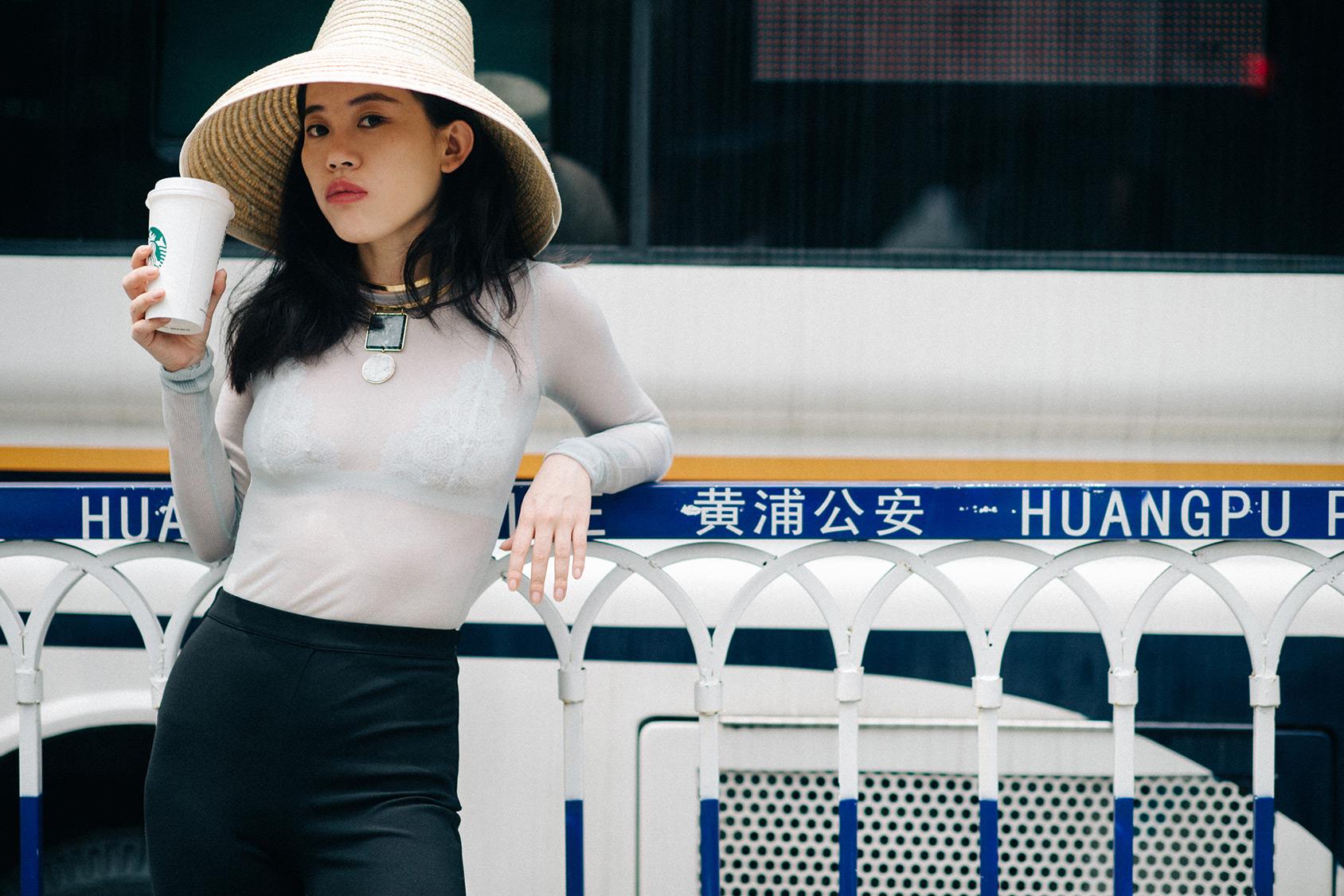 SISI LI H&M HAT