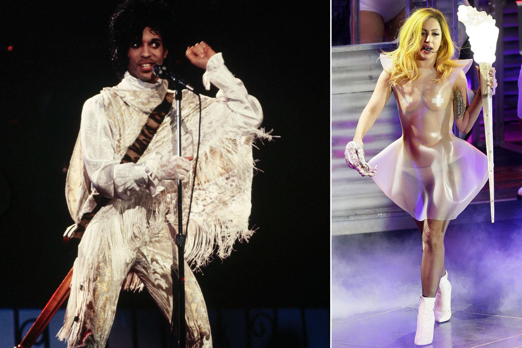 Prince & Lady Gaga