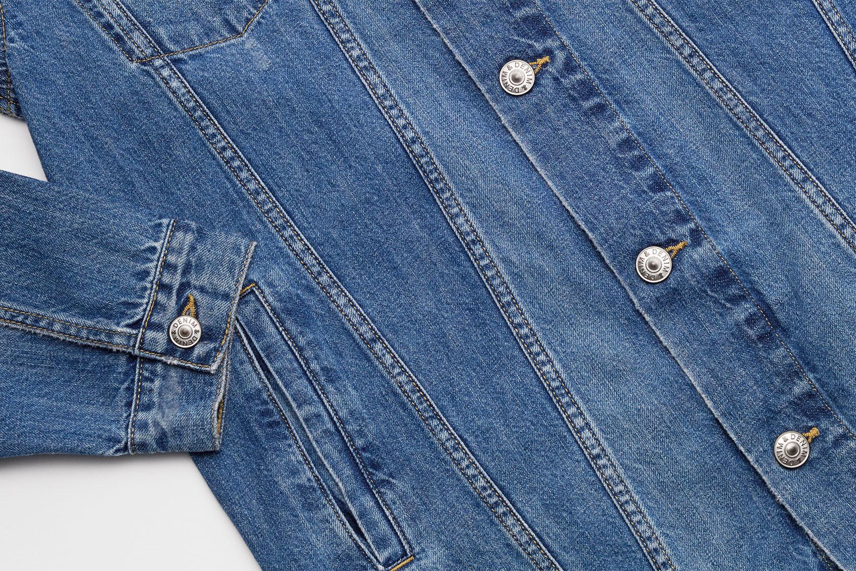 Jeans jacket H&M