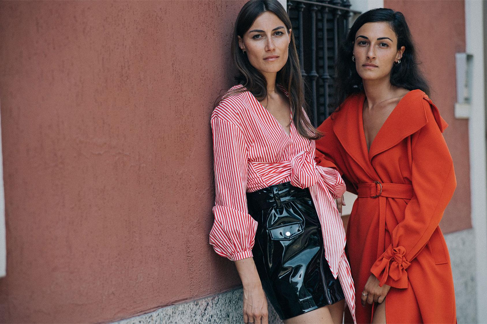 Giorgia & Giulia Tordini