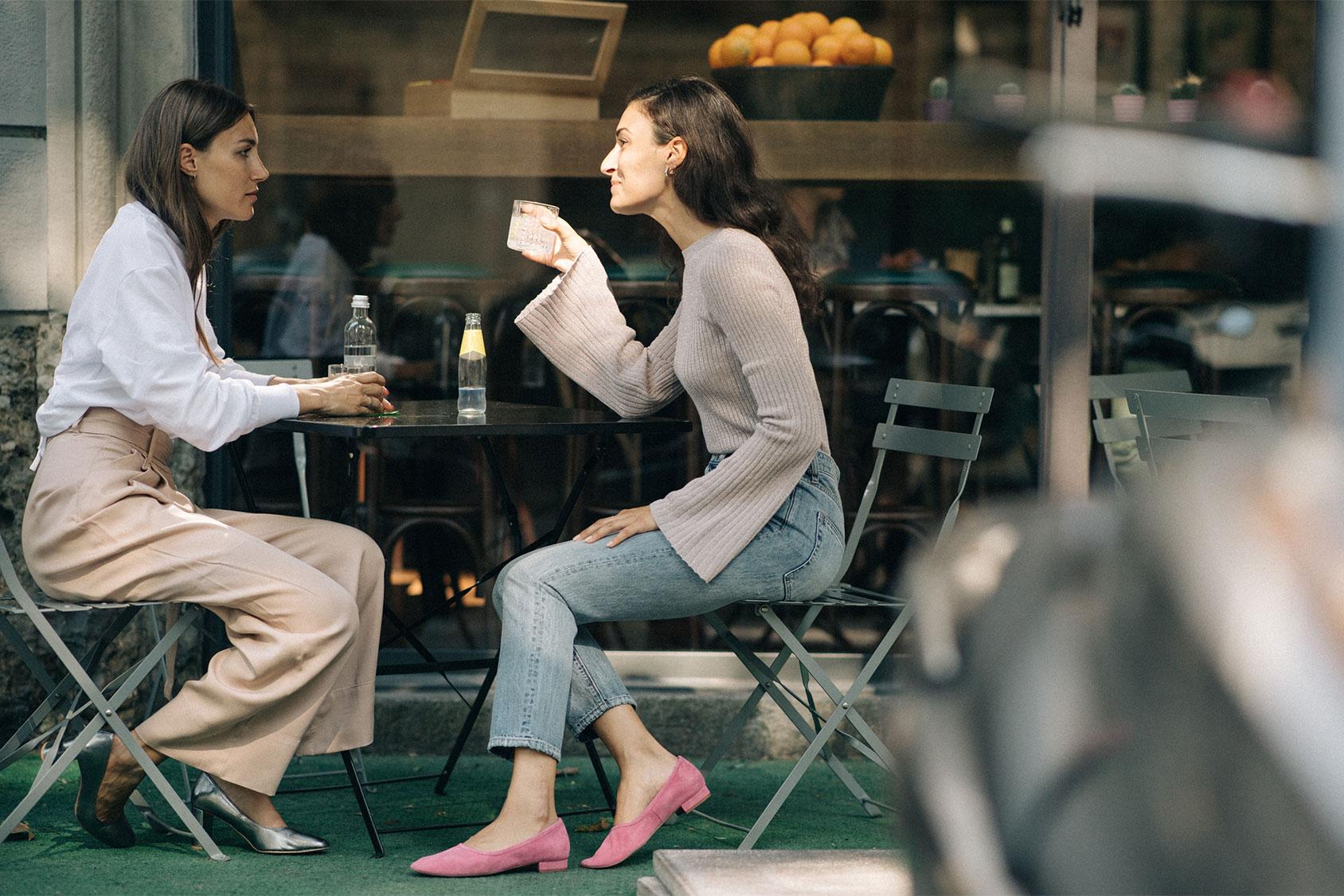 Giorgia and Giulia Tordini H&M