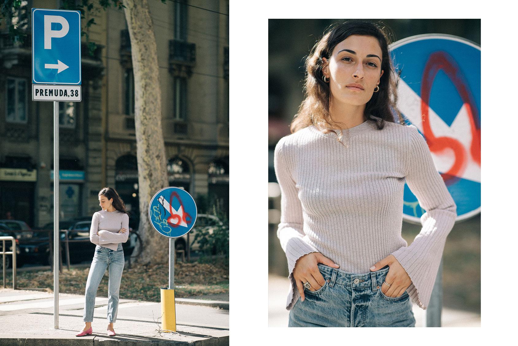 Tordini H&M 時尚風采