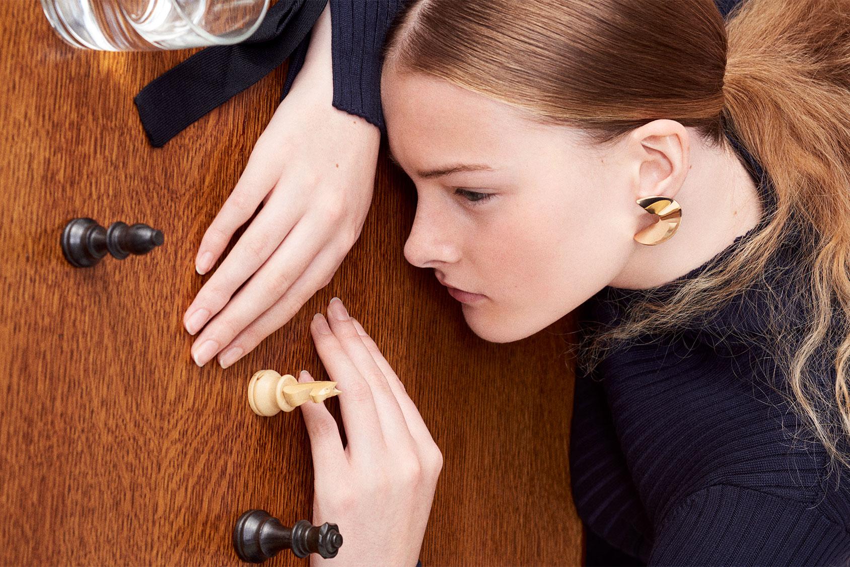 Boucles d'oreilles H&M