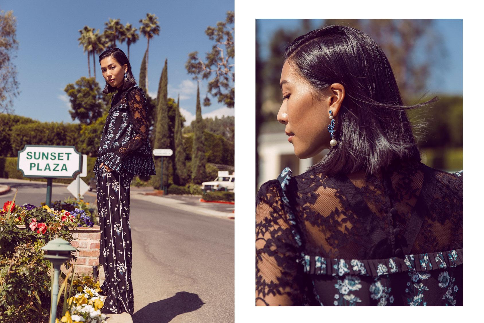 Molly Chiang ERDEM x H&M