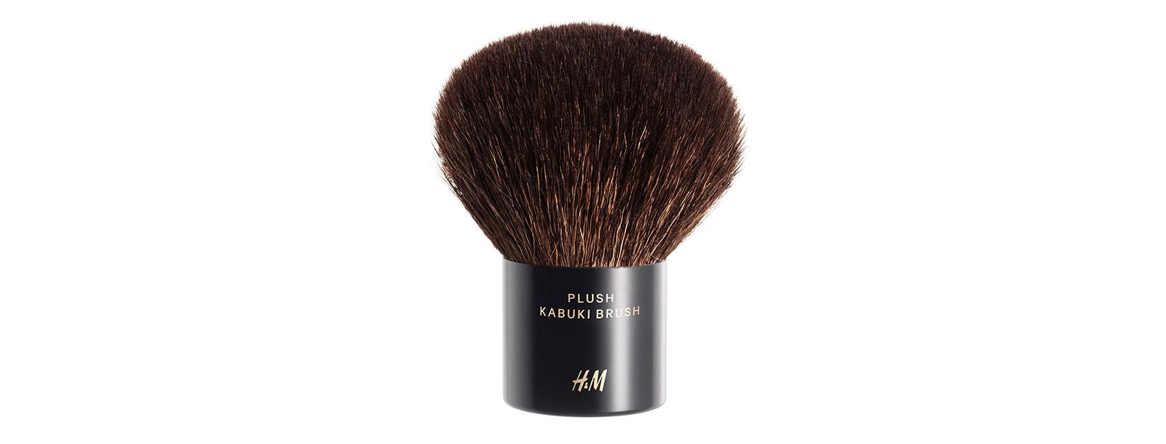 Brocha Kabuki H&M