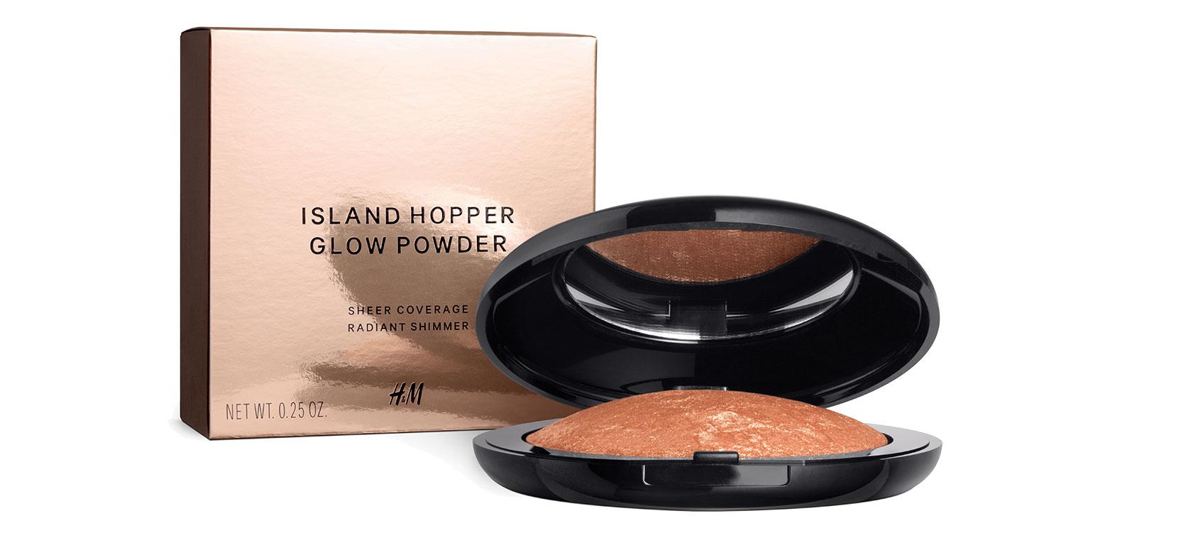 H&M GLOW POWDER