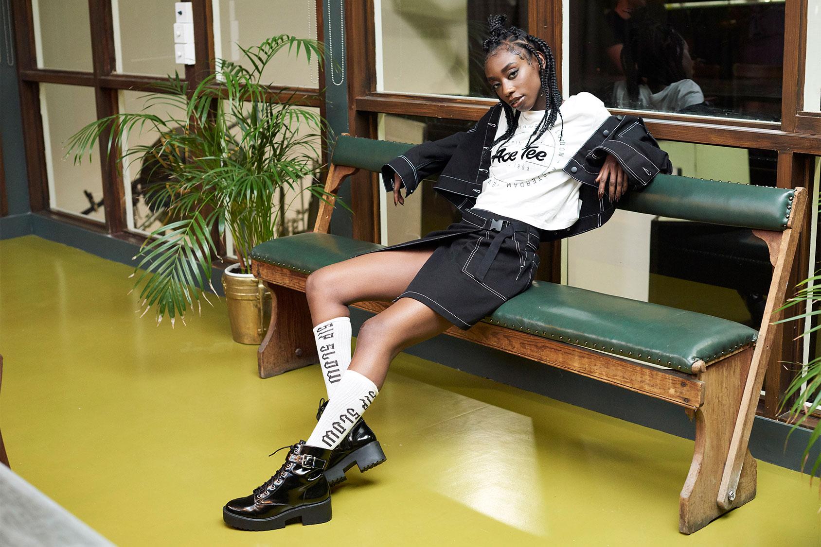 Ace Tee paye sa collection pour H&M
