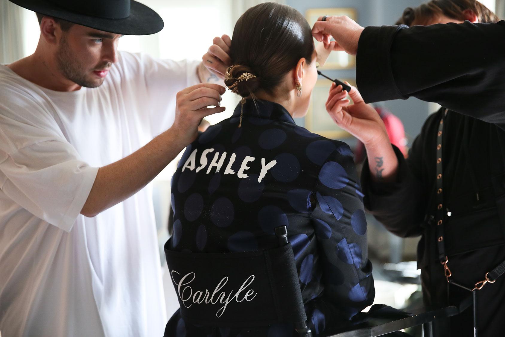 Ashley Graham pre Met Gala_4
