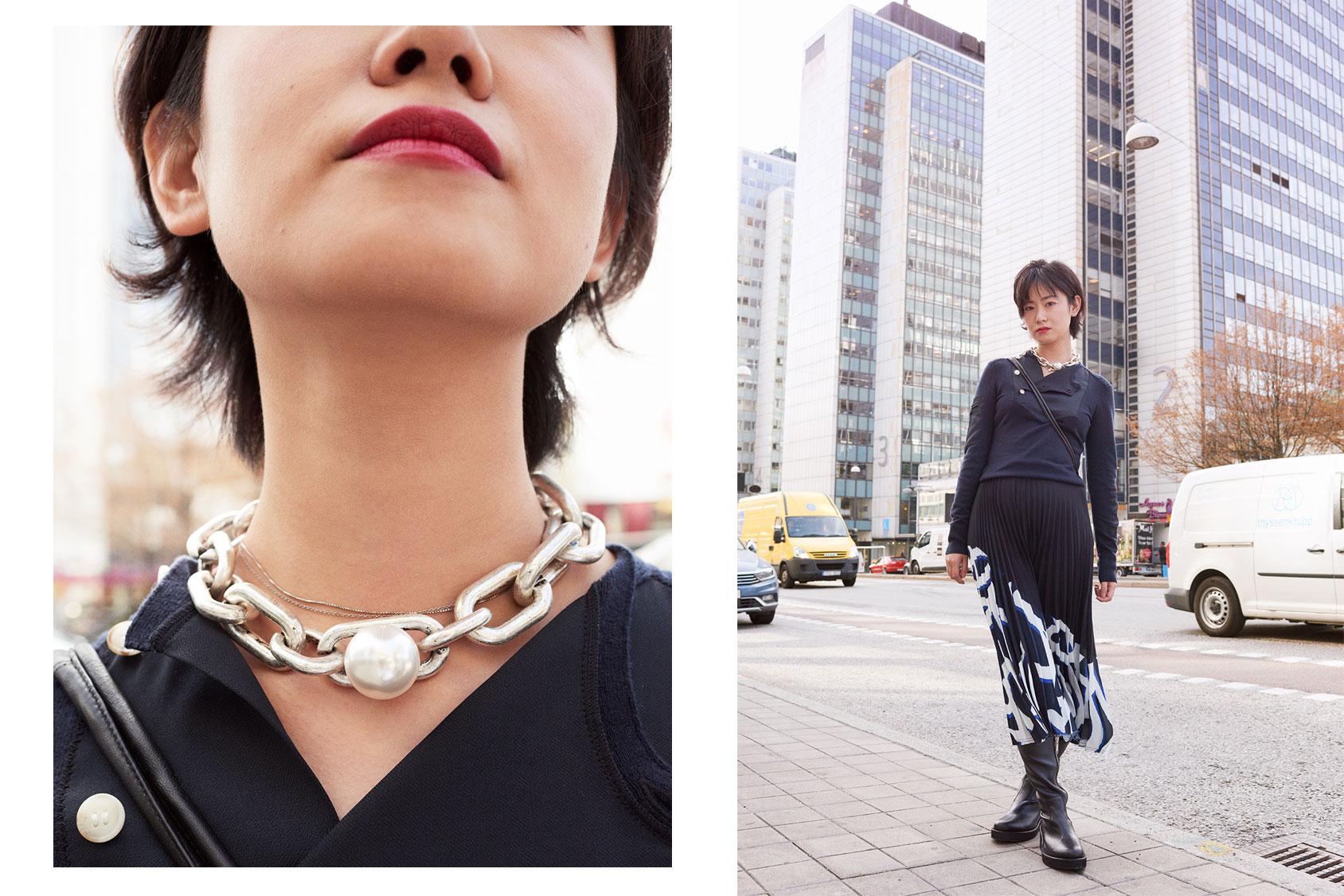 GAO YISHU, CHINA H&M
