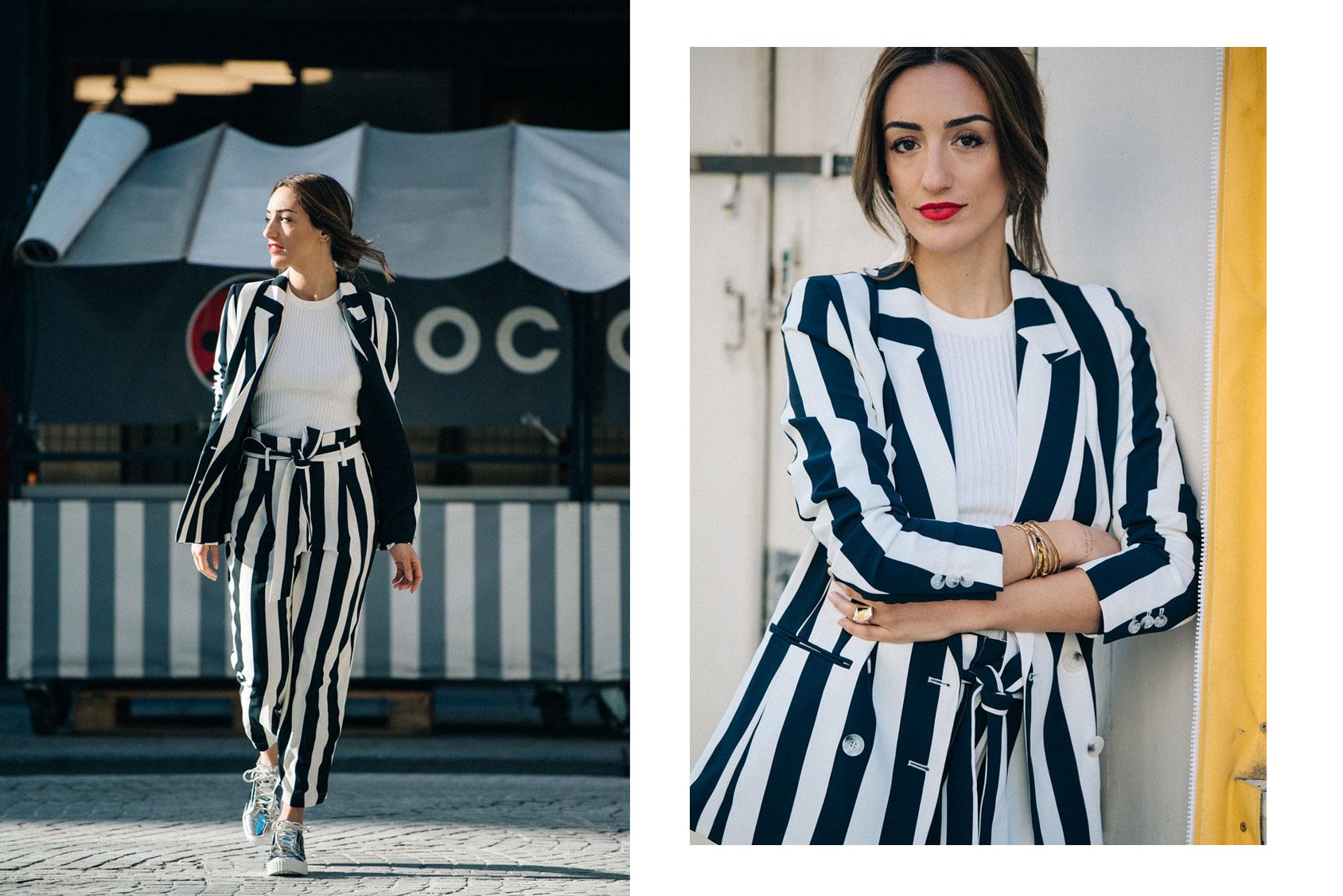 Kenza Sadoun El Glaoui en H&M