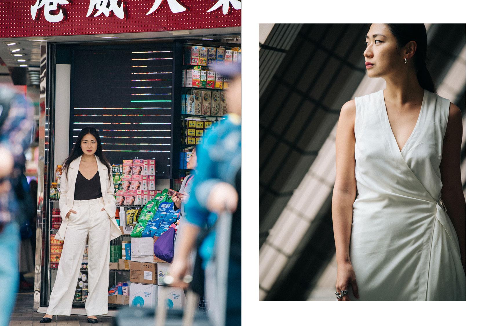 Rachel Ma in H&M