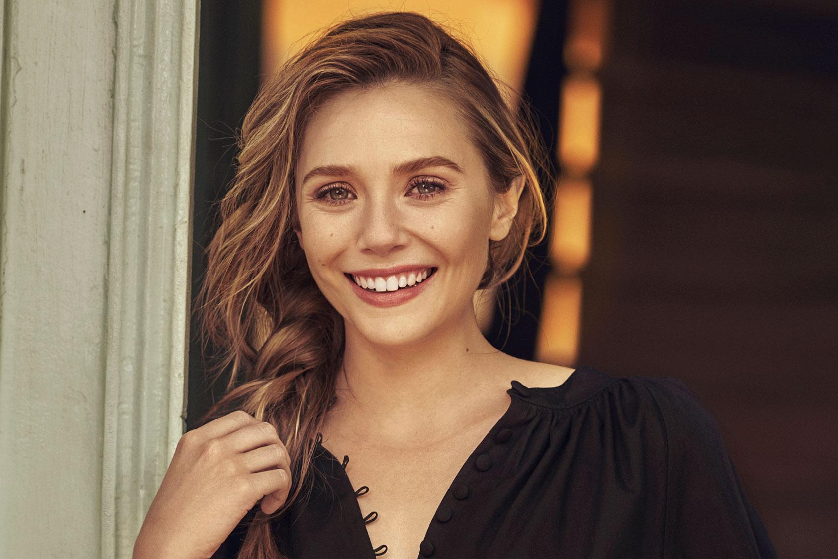Elizabeth Olsen H&M