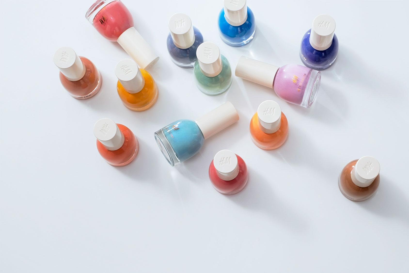 Esmalte de uñas H & M