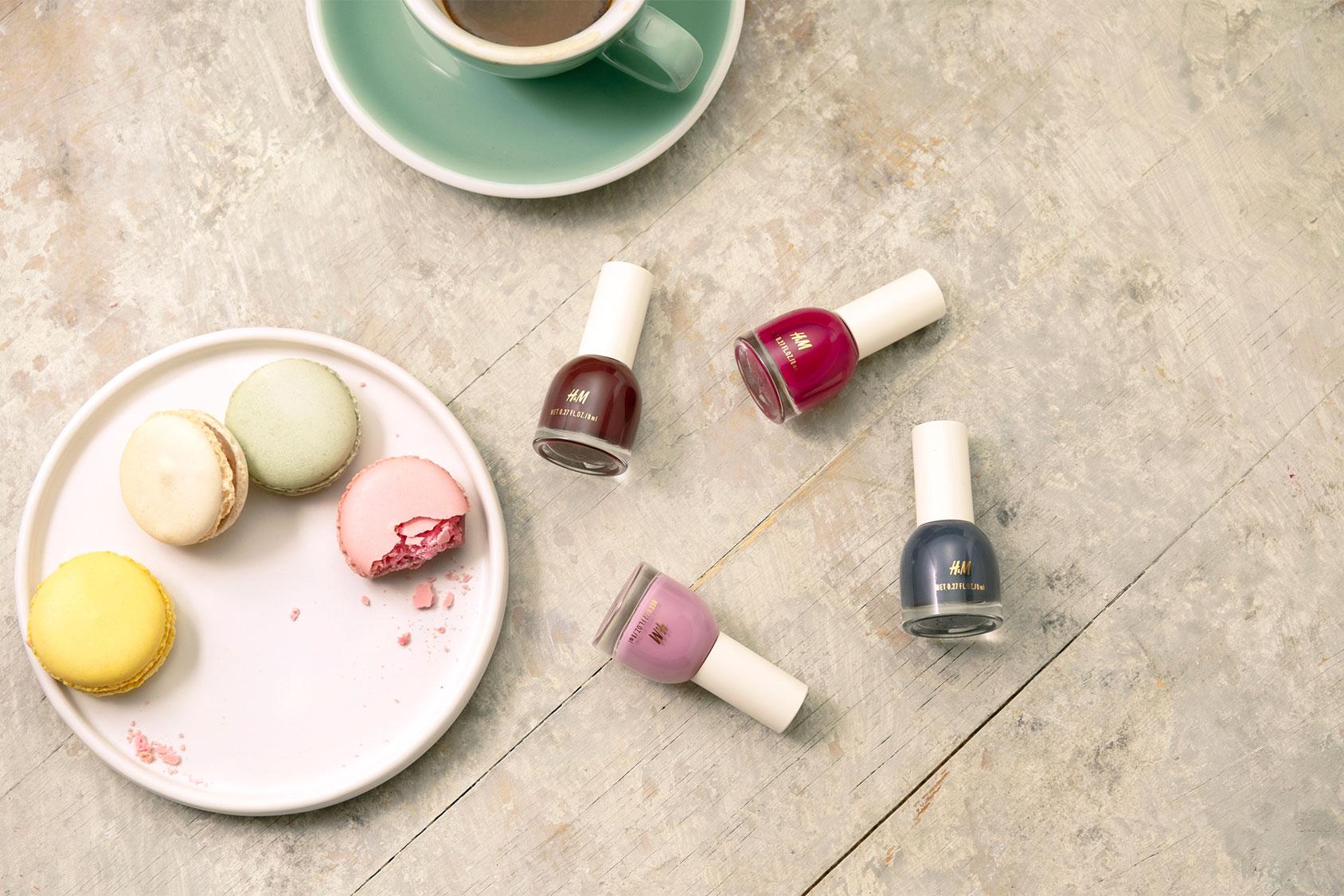 Esmalte de uñas H&M