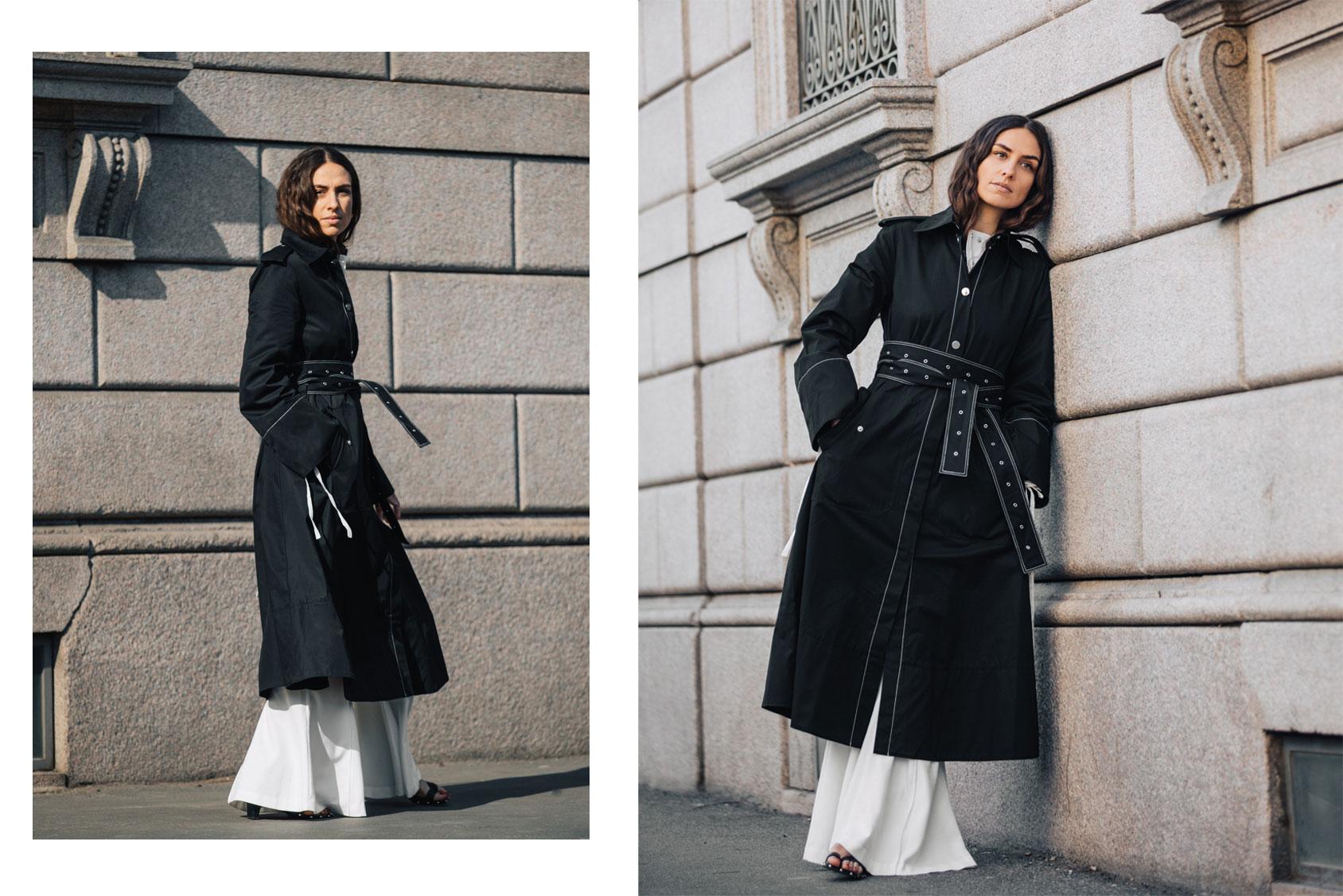 Erika Boldrin Milan Fashion Week