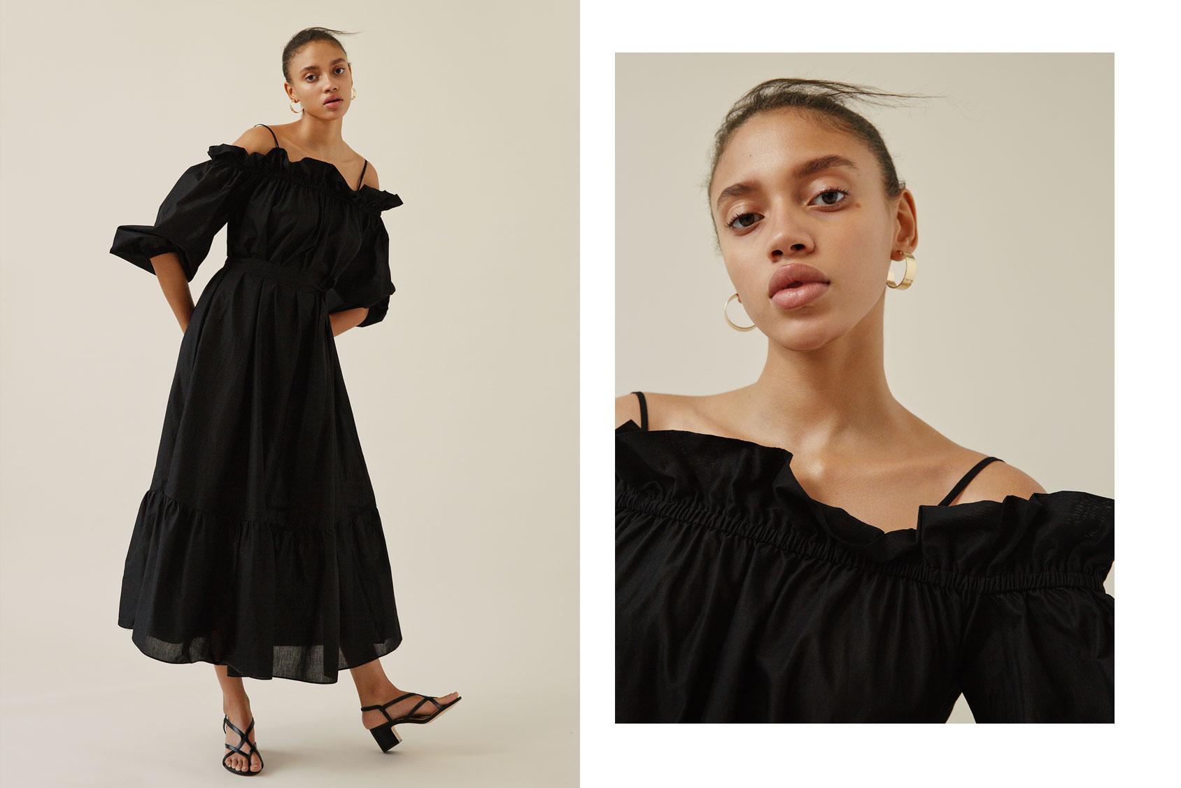H&M FLAMENCO DRESS
