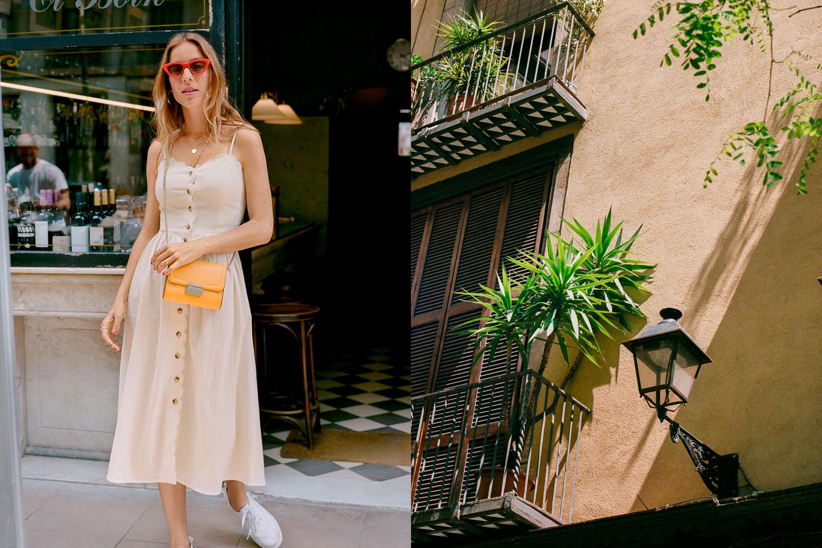 Nuria Val y H&M en Verano