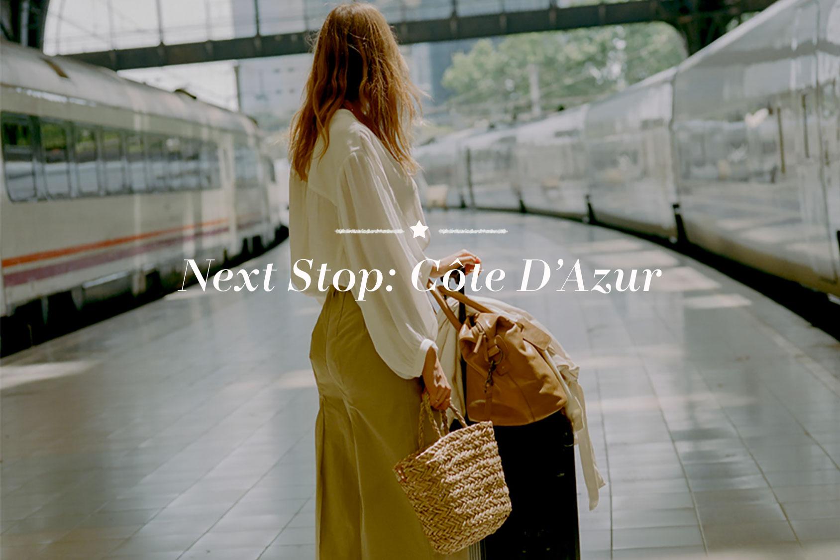 Next stop Barcelona