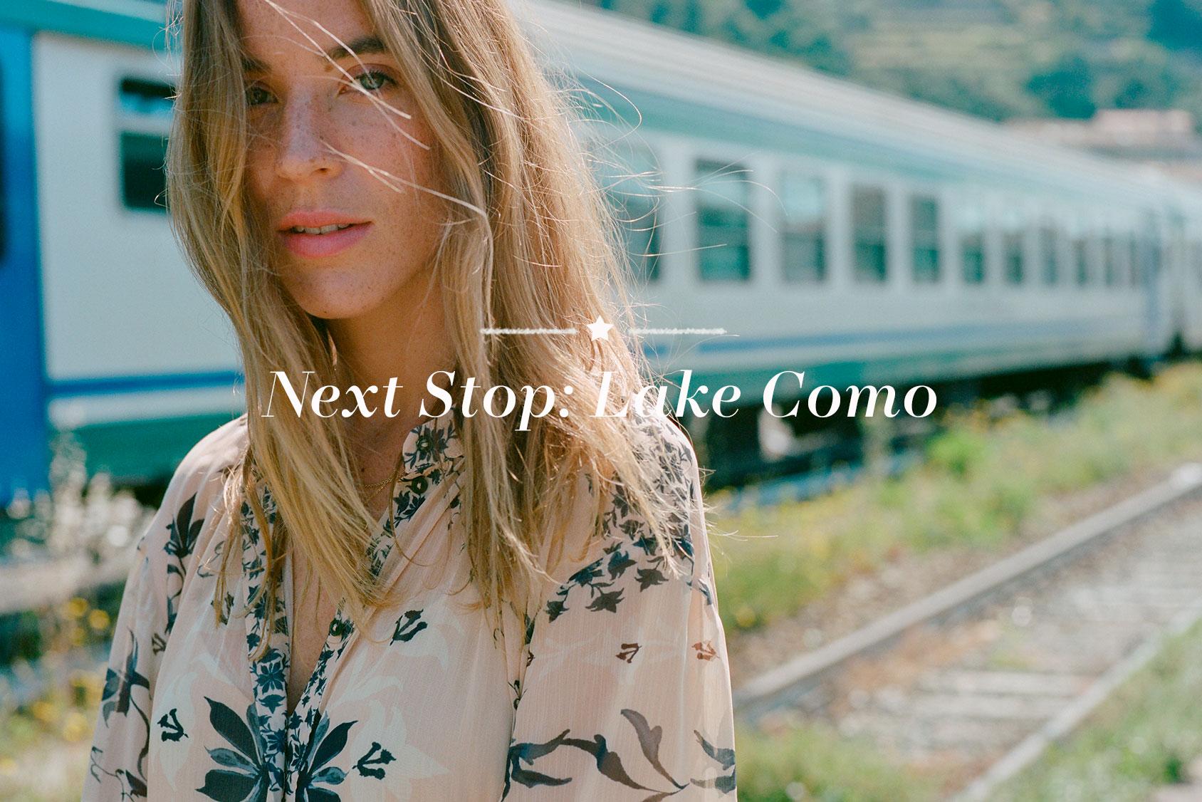 Next Stop: Lake Como