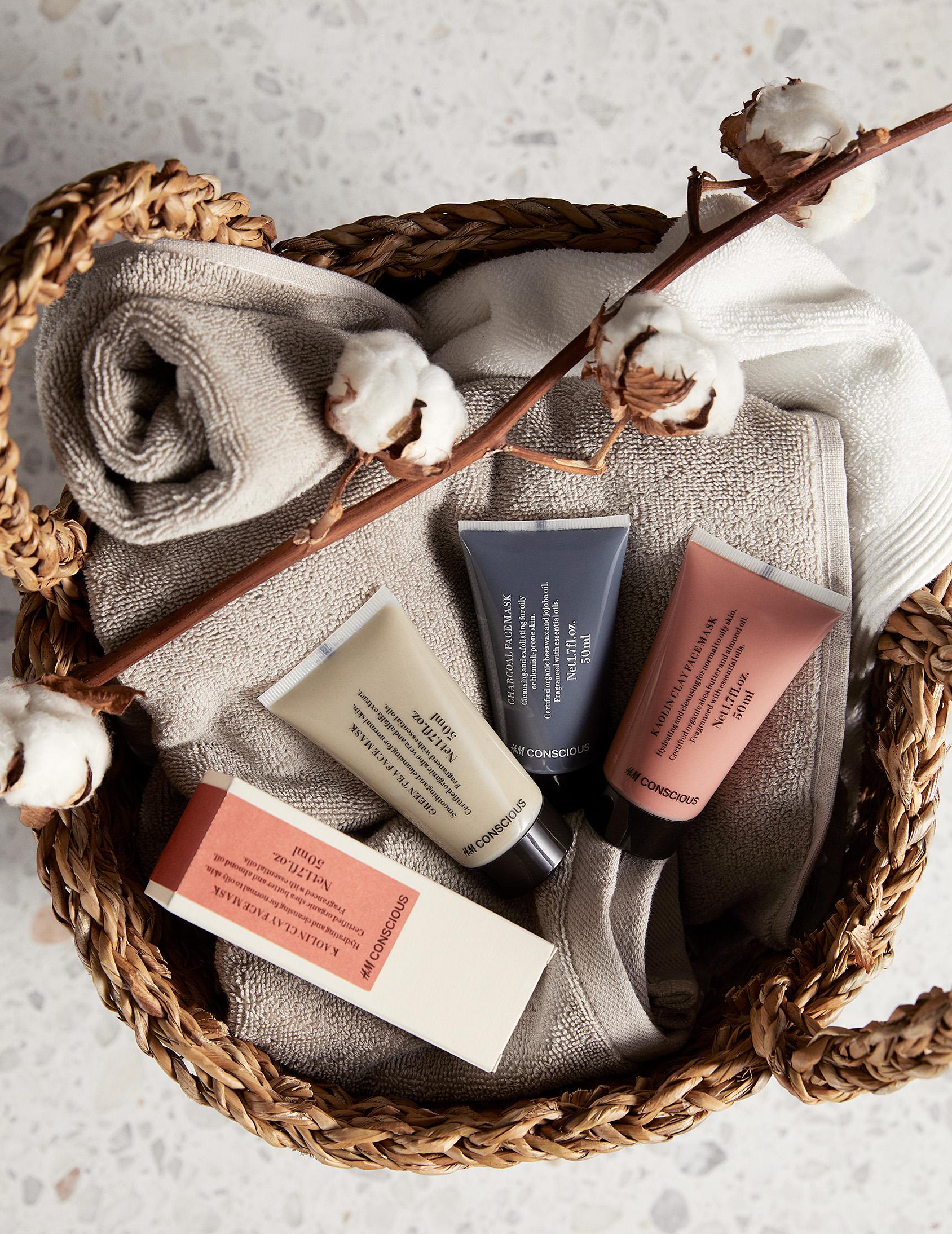 H&M Conscious face masks