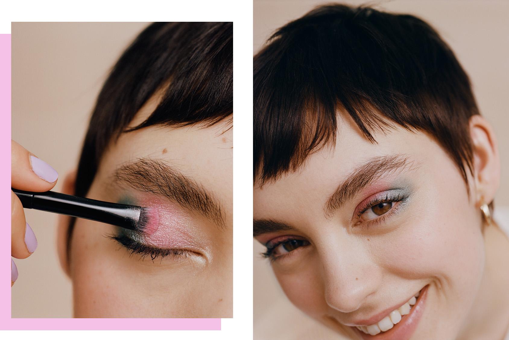 H&M eyeshadow