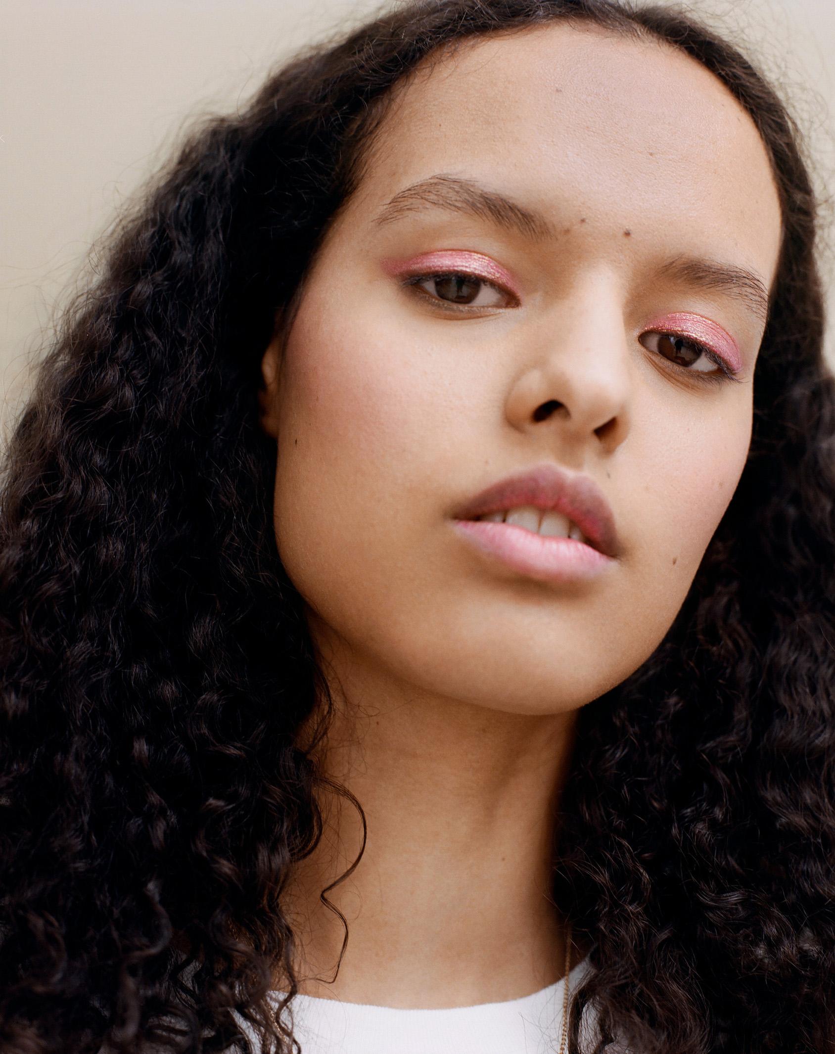 H&M pink make up