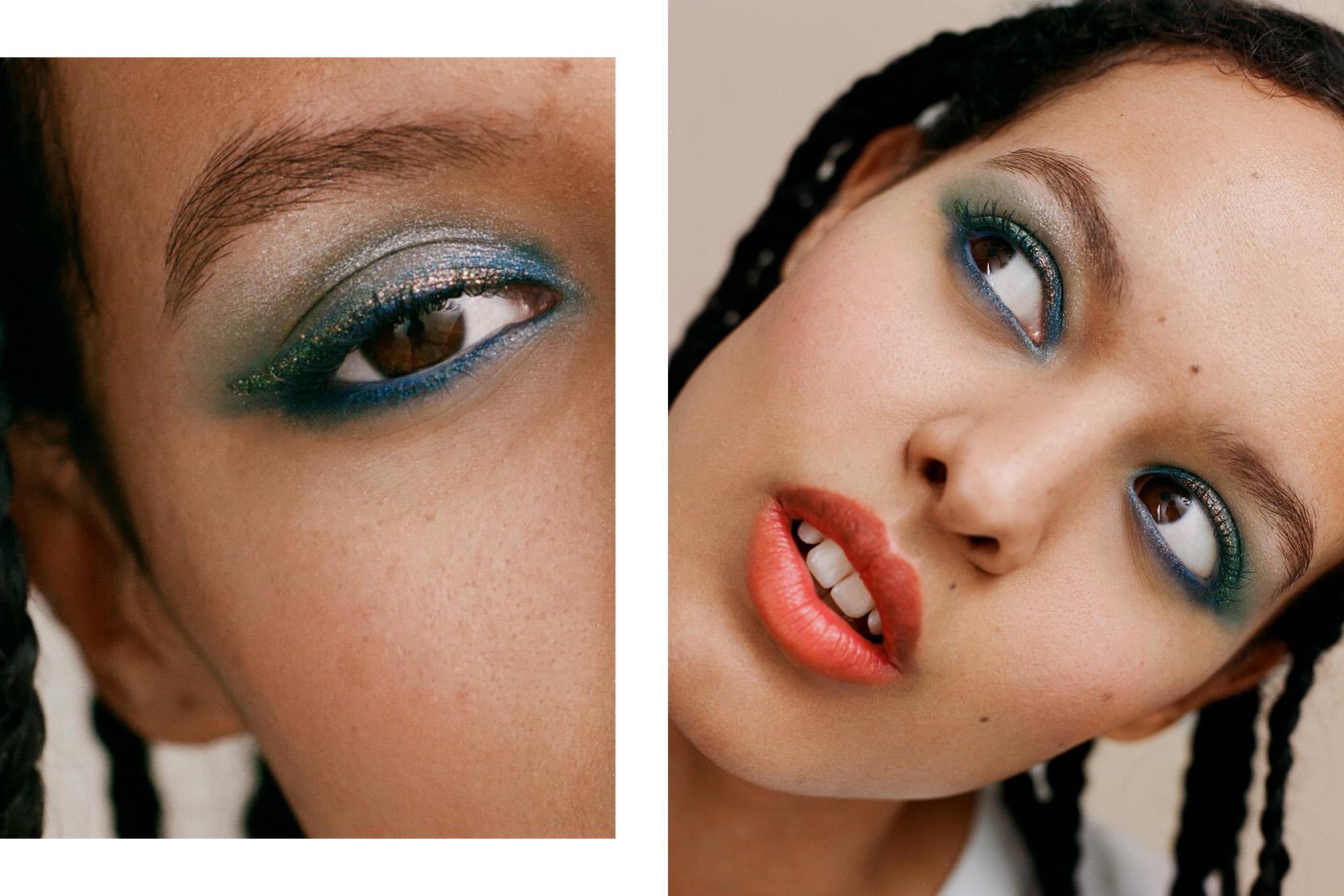 H&M red lipstick