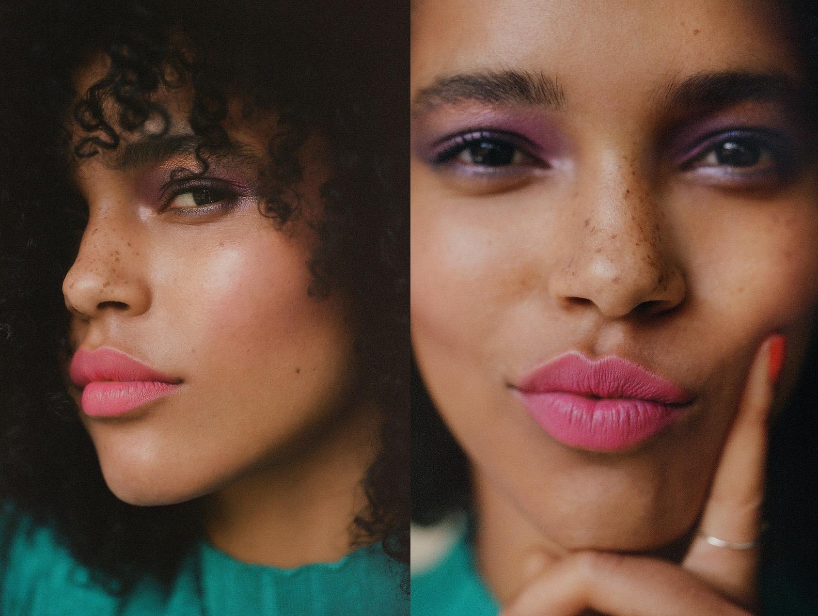 H&M beauty best dressed matte lipstick