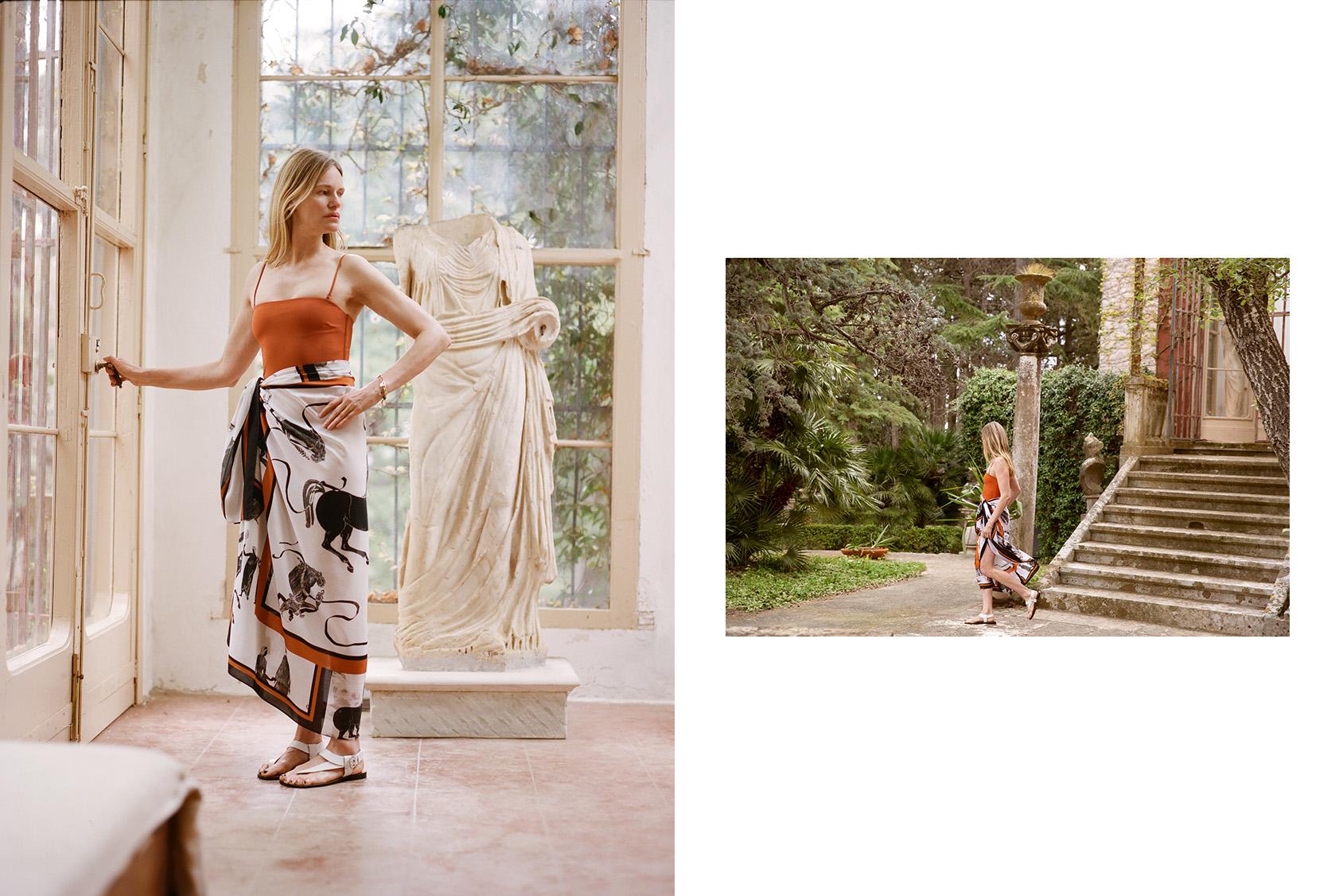 H&M premium sarong
