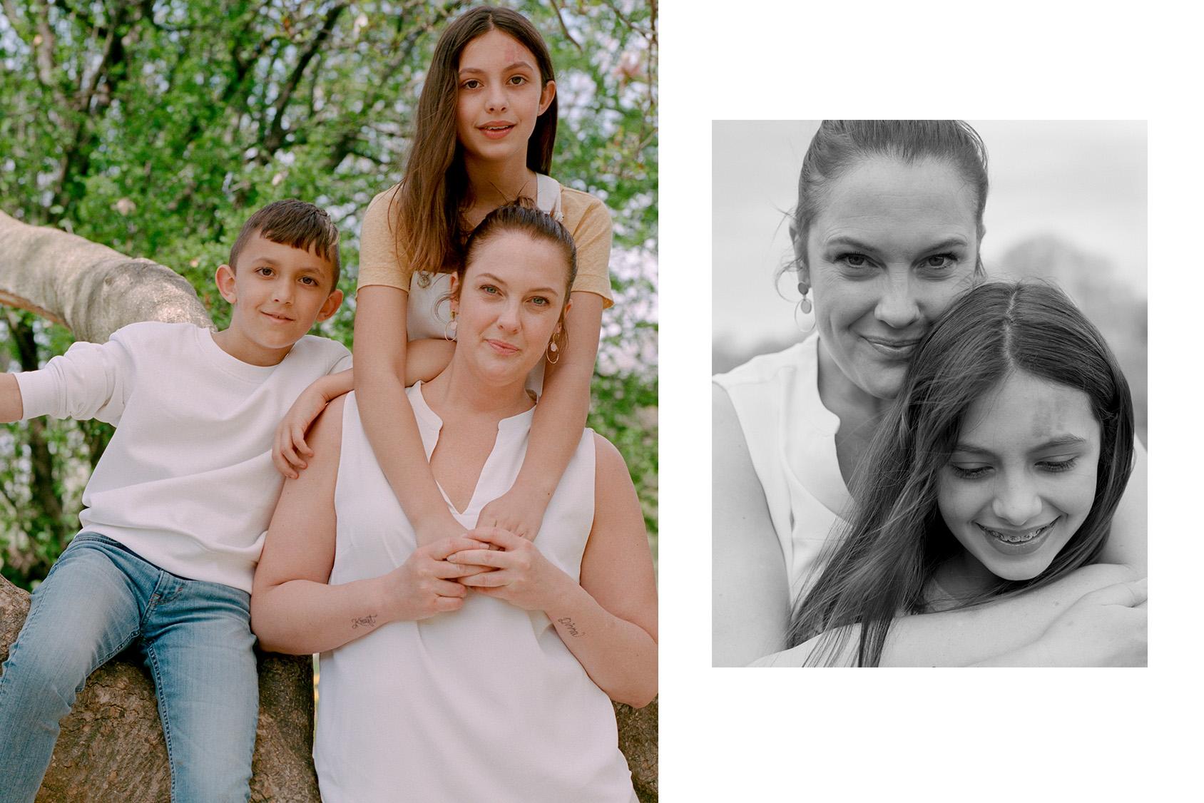 ERIN, SIENNA & MASON