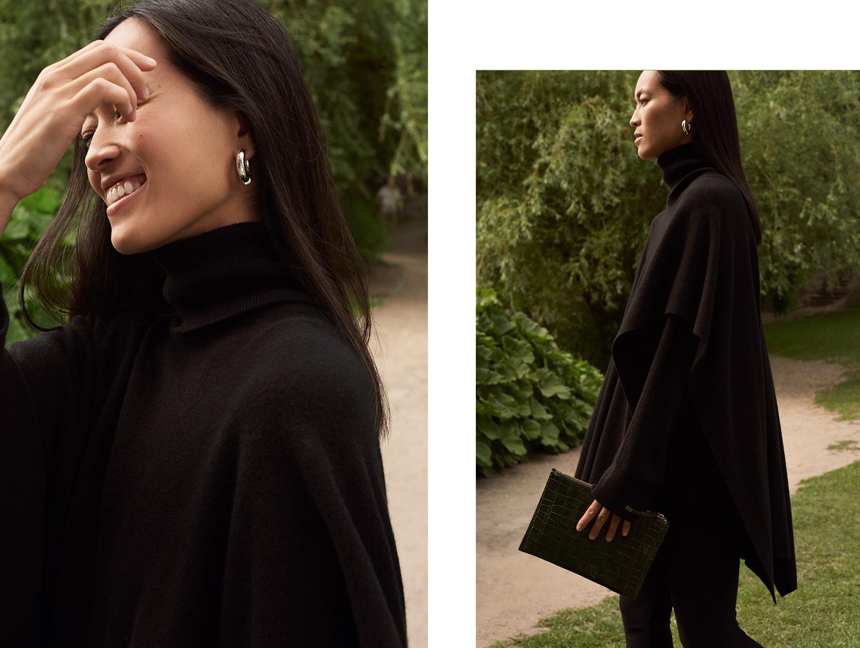 Maria Van Nguyen polo knit H&M