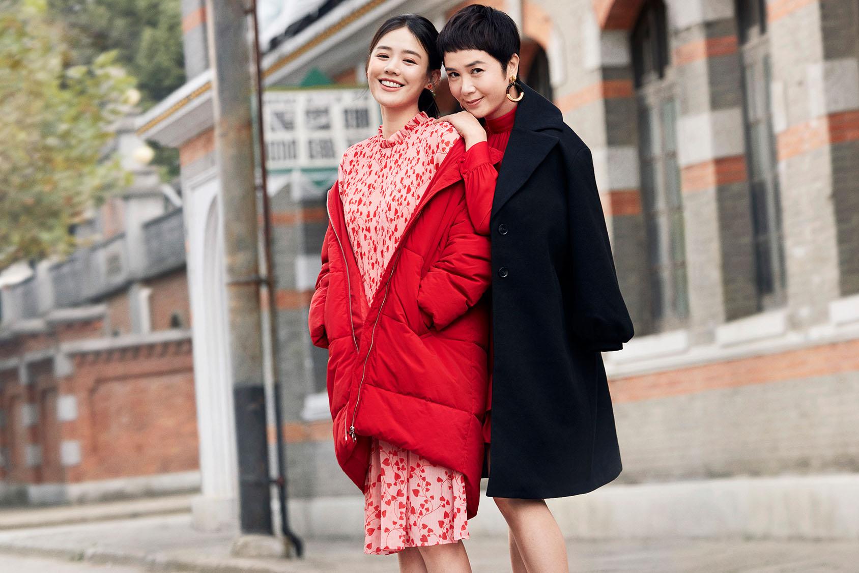 JIANG WENLI & MA SICHUN H&M CHINESE NEW YEAR