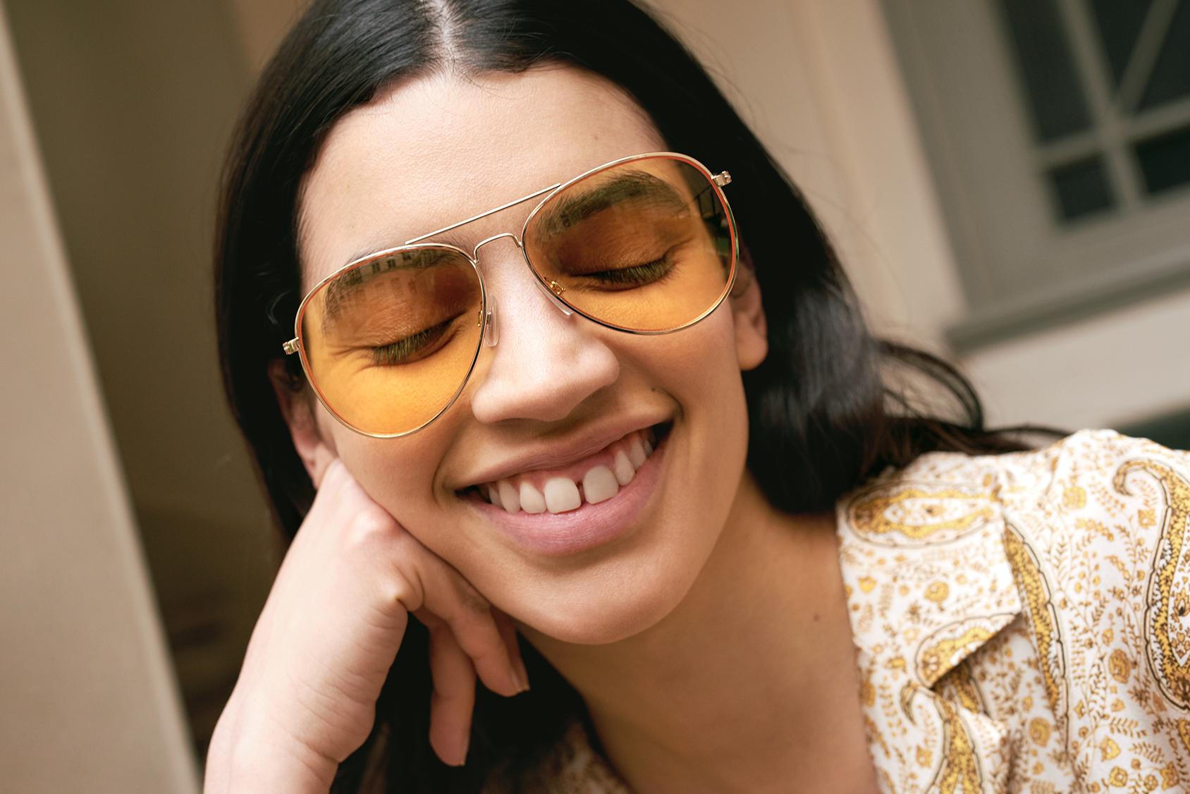H&M aviator sunglasses